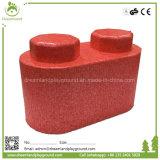 Construction éducative multifonctionnelle de bloc du jouet DIY de gosses de bloc de mousse faite sur commande de PPE