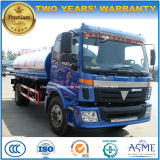 Aspiration-Type camion-citerne d'Auman 4X2 8m3 d'excrément 8 tonnes de camion fécal d'aspiration