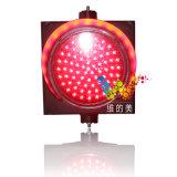 Multi красный зеленый свет лампы островка безопасност желтого света 300mm СИД