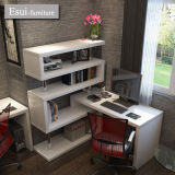 Moderner Design Study Raum Furniture Writing Table mit Storage
