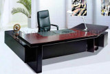 Büro-Möbel-Luxuxpräsidentenchef-leitende Stellung-Schreibtisch (SZ-ODT641)
