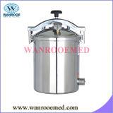 Esterilizador a vapor eletrico ou a gás GLP