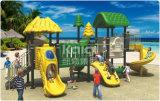 Спортивная площадка тавра Kaiqi напольная пластичная с Multi скольжениями, альпинистами для Preschool, парка Residetial