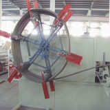 315-630mmの大きいサイズのPEの処理機械