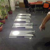 Integriertes 50W LED Solarstraßenlaterneder Qualitäts-mit Batterie. Sonnenkollektor (JINSHANG SOLAR)