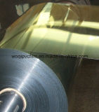 Película rígida metalizada del PVC para las hojas del árbol de navidad