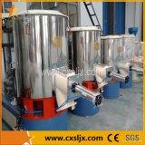 Misturador de alta velocidade do pó da resina do PVC para a linha da injeção da extrusão