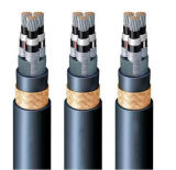 Multicore обшитый PU/Pur кабель стального провода бронированный оффшорный морской