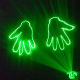 лазер зеленого цвета напольной одушевленност 1W-20W одиночный