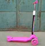 De Autoped van het Stuk speelgoed van het Kind van de Wielen van het silicone met Muziek en Licht