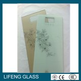 Silk Screen Printの高品質Home Appliance Tempered Glass