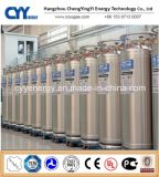 Saldatura Heat Insulation Cryogenic Cylinder con ASME
