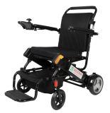 La Chine a handicapé le fauteuil roulant d'énergie électrique pour handicapé avec la batterie au lithium