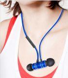El auricular sin hilos más pequeño de Bluetooth del control de volumen con la atracción de Magetic (RBT-680E)