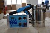 Pistola a spruzzo elettrostatica portatile del rivestimento della polvere del laboratorio con la piccola tramoggia