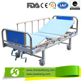 Cama de hospital del acero inoxidable (ISO/CE/FDA)