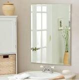 De duidelijke Spiegel van Fromchina Sinoy van de Spiegel van de Badkamers Zilveren