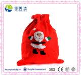De hete Zak van Kerstmis van de Zak van de Kerstman van de Verkoop/met verschilt Grootte