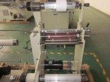 Rolo para rolar a máquina cortando da etiqueta autoadesiva