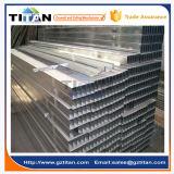 Heißer eingetauchter galvanisierter Metallstift-und Spur-Trockenmauer-Metallstift