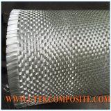 Tissu compatible de la fibre de verre 400GSM de résine époxy pour le bateau