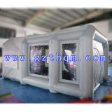 PVC Inflatable Spray Paint Tent 또는 Inflatable Cube Tent/Inflatable Dome Tent