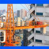 Grue à tour de qualité exportée vers le Bangladesh