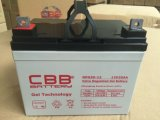 Bateria do gel da cadeira de rodas de Cbb 12V 35ah
