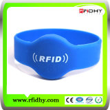 Attendance Different Frequency AvailiableのためのEm4200 RFID Wristband