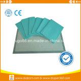 Maschinen-Preis-Hersteller in der China-Wegwerfunterauflage für Eldey