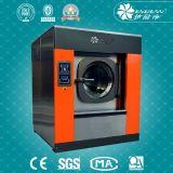 Vordere industrielle Laden-Dampf-Waschmaschine
