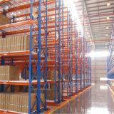 Justierbare Stahlhochleistungsladeplatten-Zahnstange/Regal