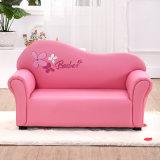 2 Sitz-PVC-ledernes Kind-Sofa