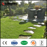 Sale를 위한 정원 Decorations W-Shape Multicolor Synthetic Turf