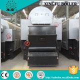 Usine 15, chaudière à vapeur de textile allumée par charbon de 20 tonnes