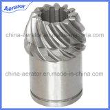 Engranaje de los recambios del acero inoxidable 304 de la fuente AISI de la fábrica