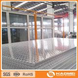 piatto di alluminio del diamante 6061-t6