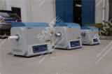 Alto Vacío horno de tubo para equipos de laboratorio
