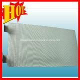 Titanium platiné Mesh Anode pour Electrolyzer Titanium