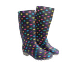 Women/Women Shoes를 위한 형식 Comfortable Ladies Rain Boots