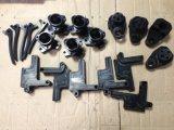 Parenthèse des produits de empaquetage et des pièces usinées par équipement