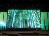 P10 전시를 광고하는 실내 풀 컬러 LED 영상 Wall/LED