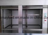 Лифт Dumbwaiter с безволосой нержавеющей стеной автомобиля