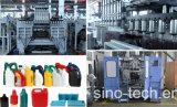 Plastikaugen-Absinken-Flaschen-Schlag-formenmaschine