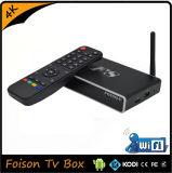 IPTV WiFi大いに強力な人間の特徴をもつスマートなTVボックス