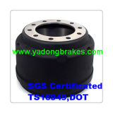 Yadong Manufacturing Base Truck Part Brake Drum 66814f