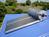 Chauffe-eau solaire à haute pression résidentiel de plaque plate