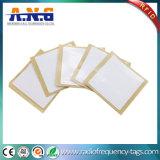 etiquetas del Hf RFID del pegamento de los 3m para NFC que hace publicidad de la aplicación