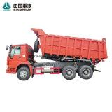 35tons의 직업적인 공급 Sinotruk 팁 주는 사람 쓰레기꾼 HOWO 덤프 트럭