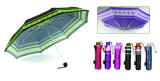 Сатинировка печати 3 зонтика Open&Close створки (YS-3FD22083970R)